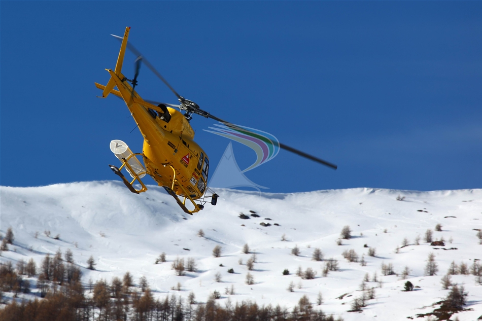 Heliski ( foto Team Lacroce )